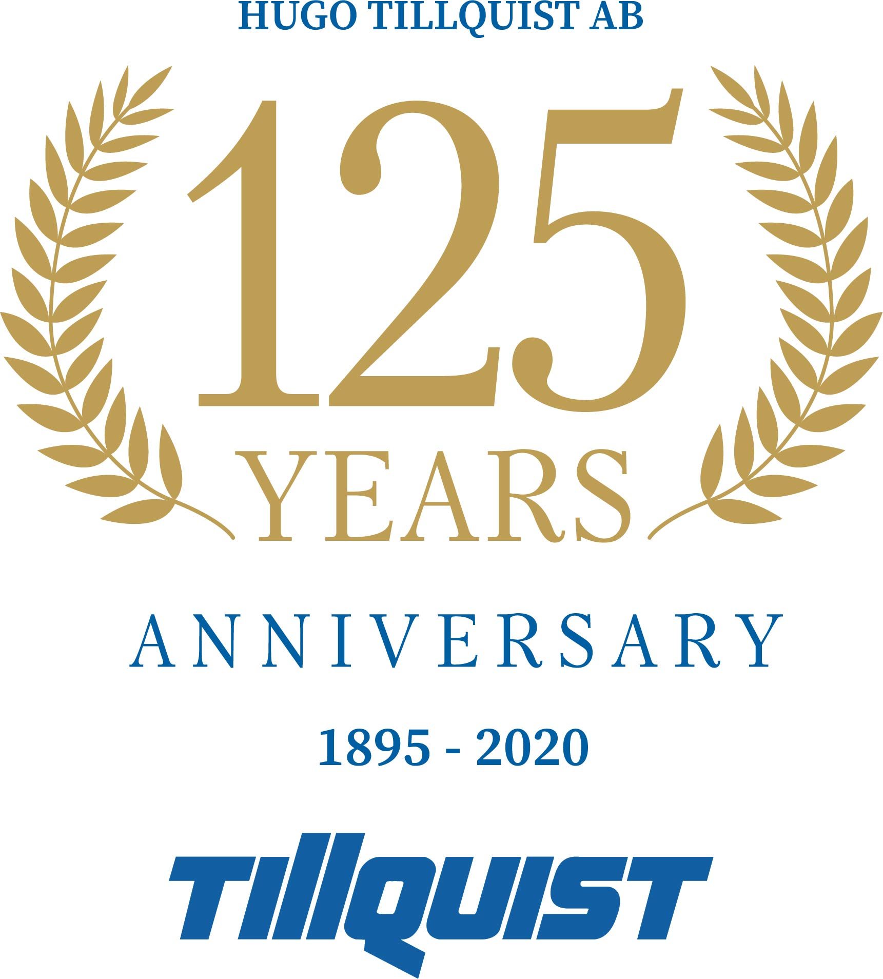 Hugo Tillquist AB 125 years anniversary