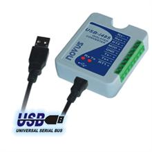 NOVUS I485 OMVANDLARE FÖR USB/RS485 INTERFACE
