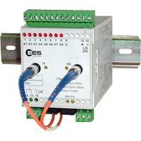 Industriell trådad/trådlös signalöverföring
